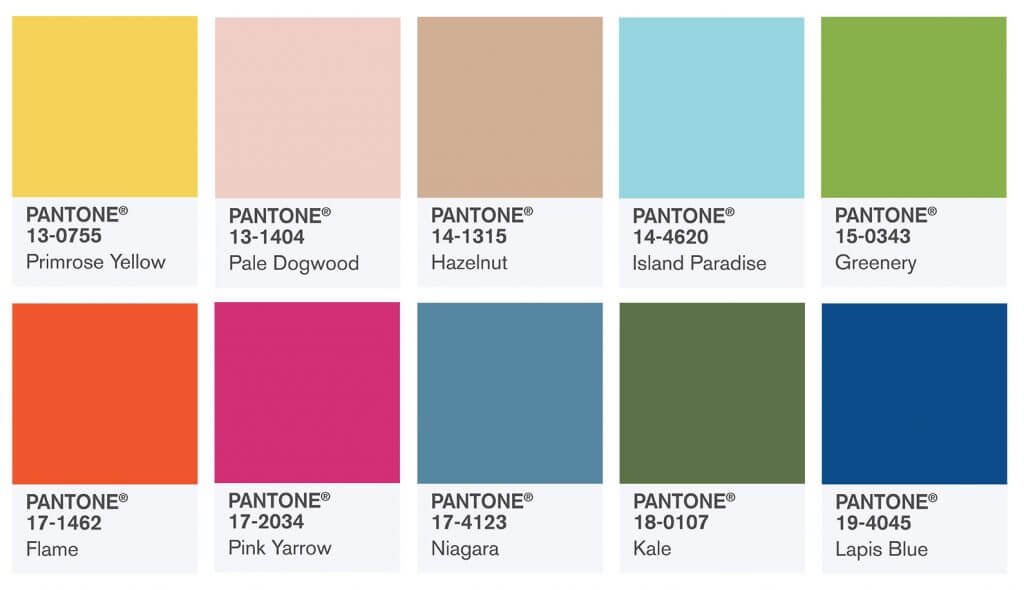 How to use the pantone 2017 colours in your images plann for Verde pantone 2017