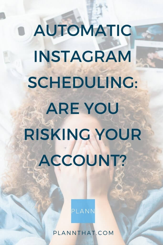 automatic instagram scheduling pinterest