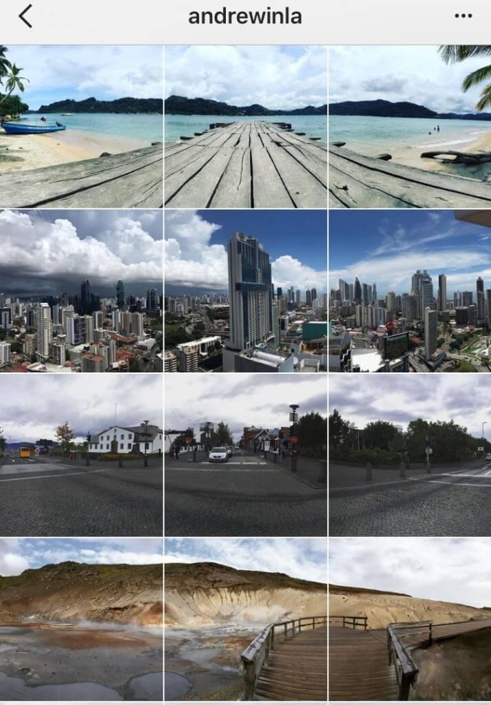 Creative Instagram Grids