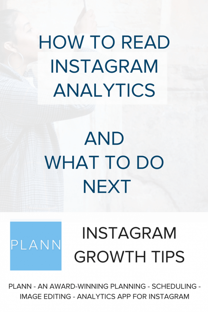 Analytics for Instagram - Plann App