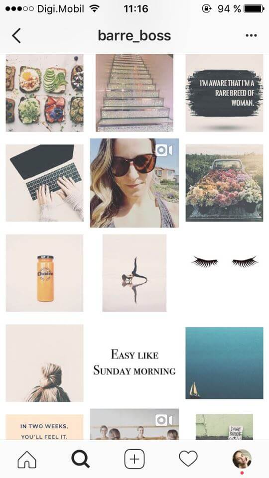 24 instagram feed themes how to re create them all yourself