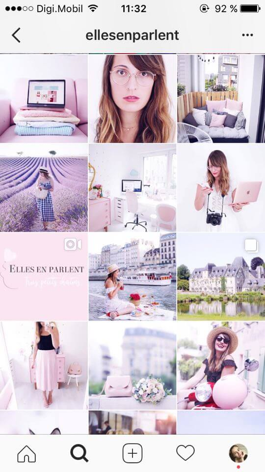 instagram-feed-theme-ideas-pretty-in-pink