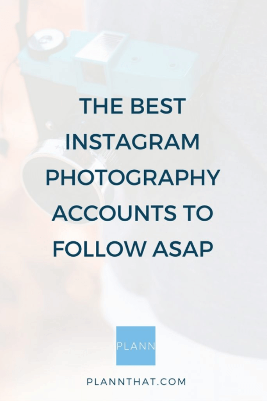 best photography instagram accounts