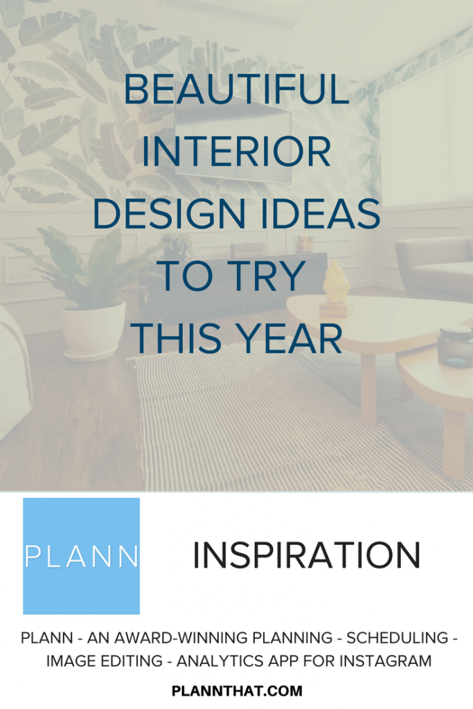 Interior Design Ideas to Inspire Your Next Remodeling Project
