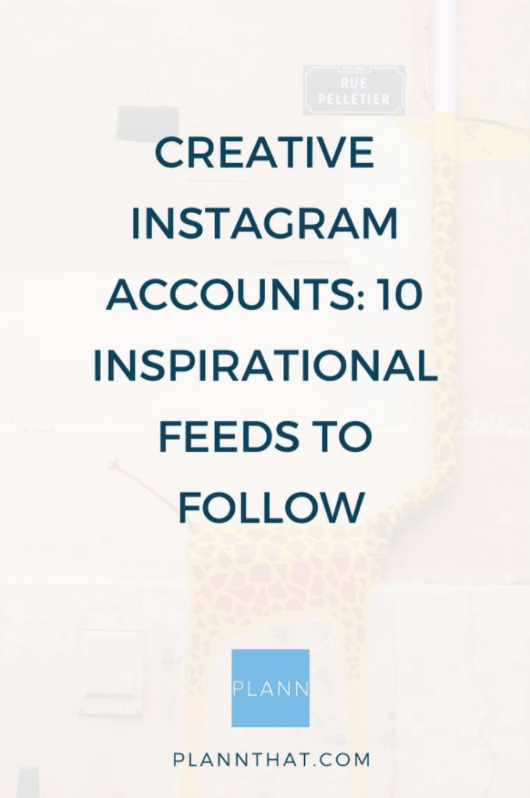 Instagram Quote Accounts: 10 Creative Instagram Accounts To Follow (And Be Inspired By