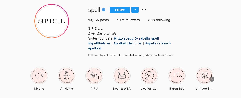 instagram highlight cover