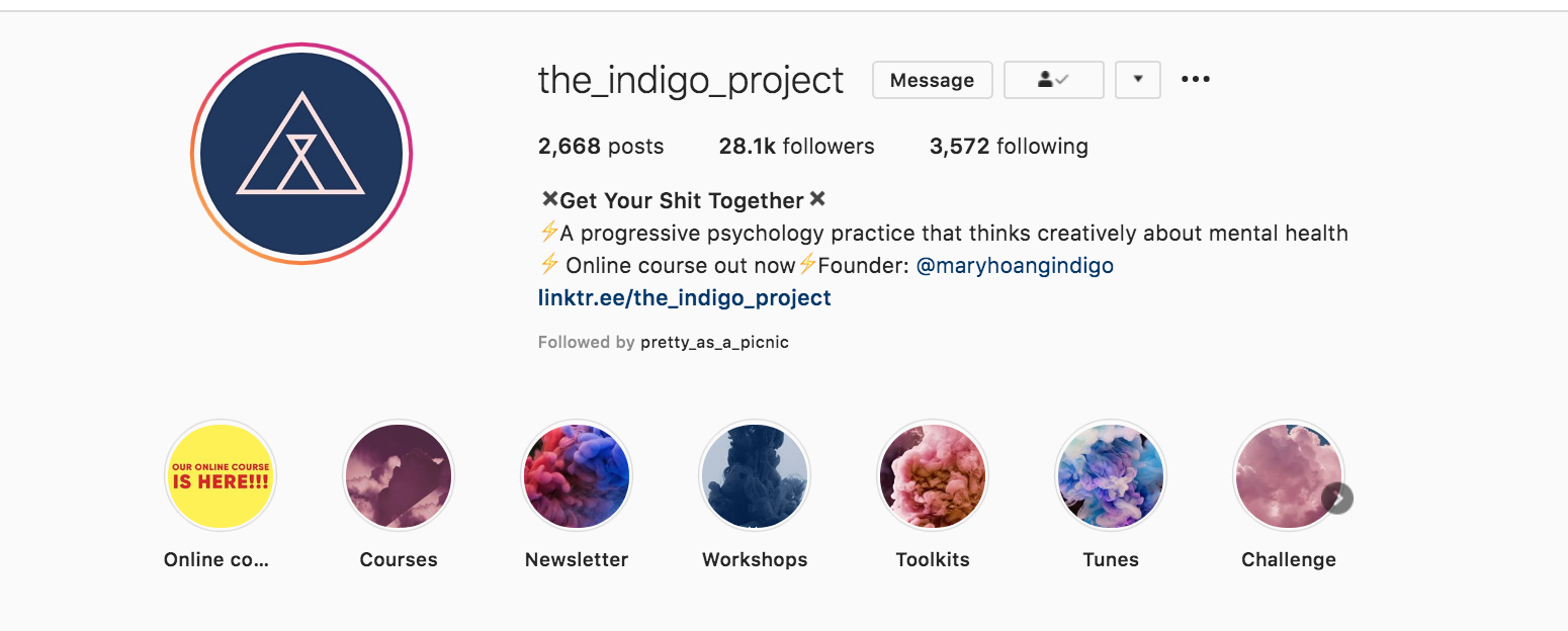 instagram highlight covers