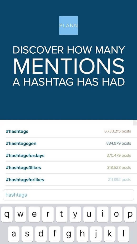 How to Find the Best Instagram Hashtags Using Plann