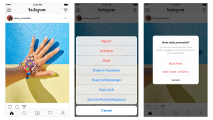 How to Mute Instagram Accounts