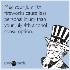 content ideas for the fourth of July