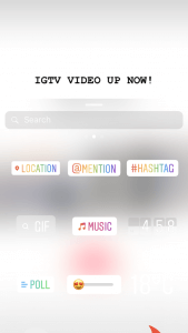 add music to Instagram stories