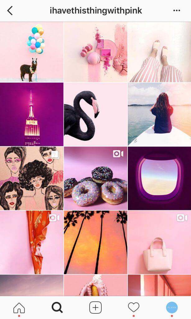 grow Instagram followers organically with Plann
