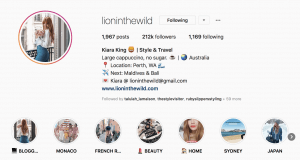 set up your Instagram Business profile