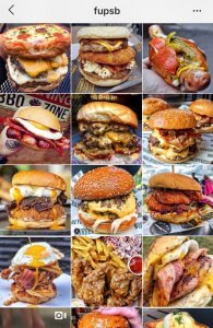 foodie Instagram accounts