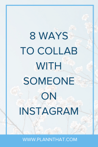 collaborate on Instagram