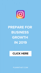 prepare for business growth in 2019