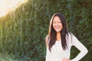 Amy Tan portrait