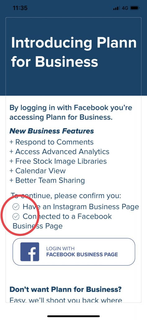 Syncing Plann App to Plann Desktop - tips and