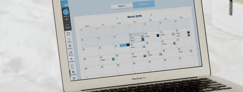 plann calendar