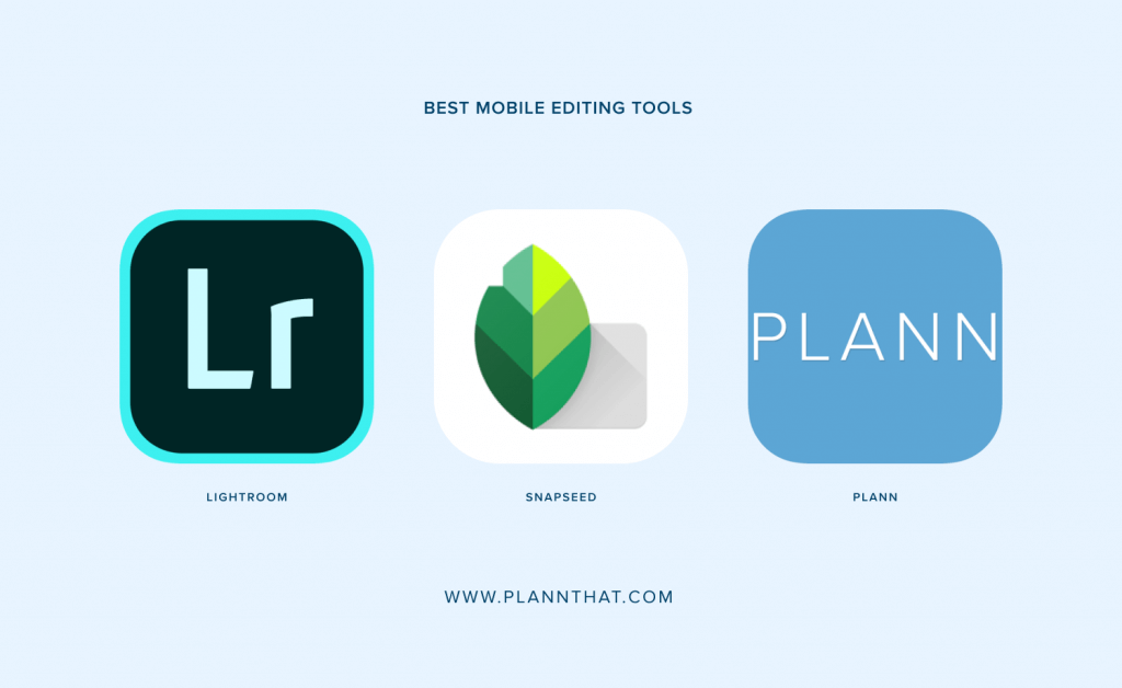 Best Mobile Editing Tools