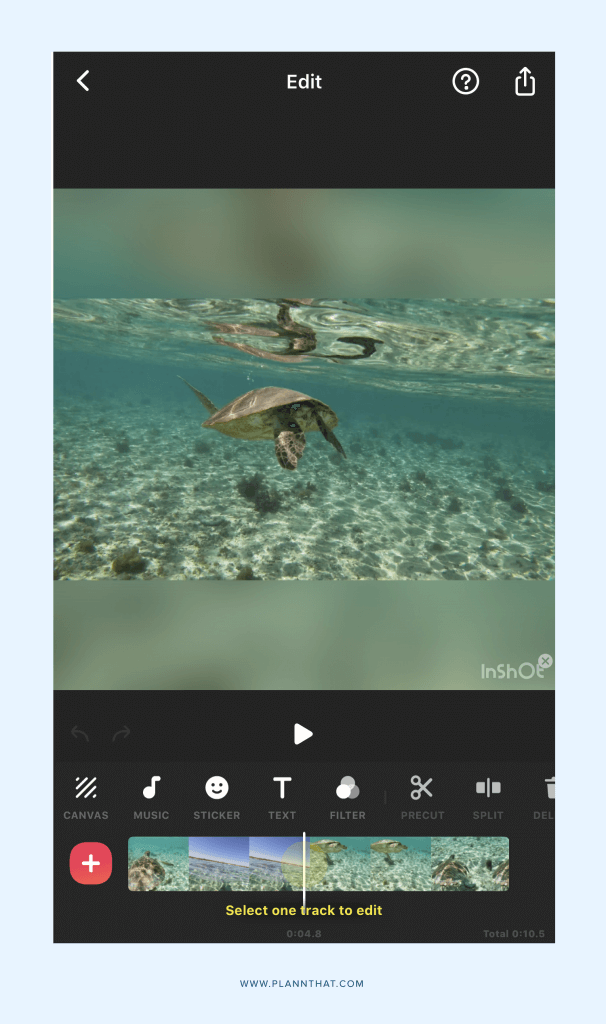 The Easy Way To Crop Resize Videos For Instagram Plann
