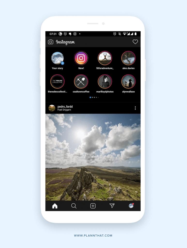 Instagram is testing double stories