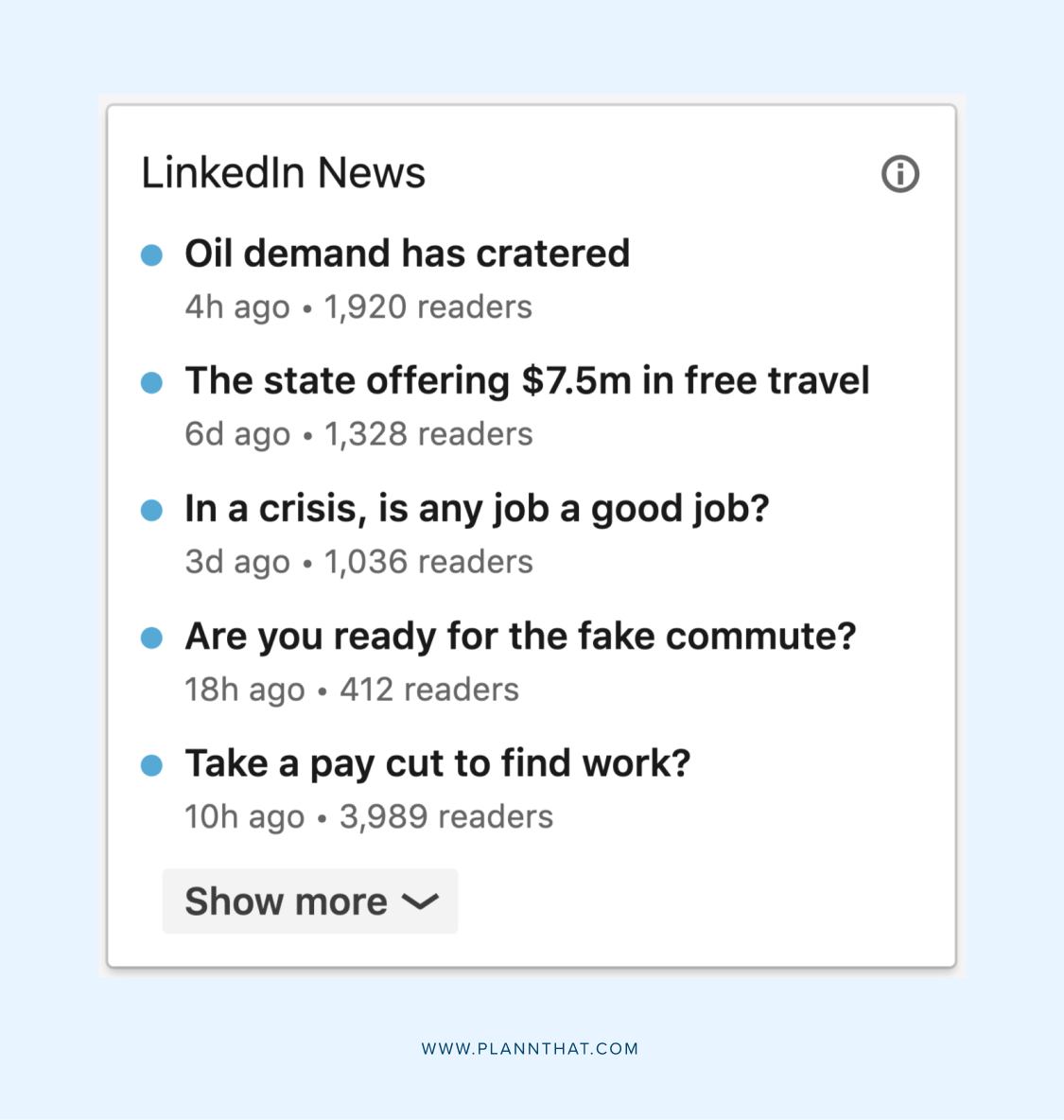 Get featured LinkedIn News Editors