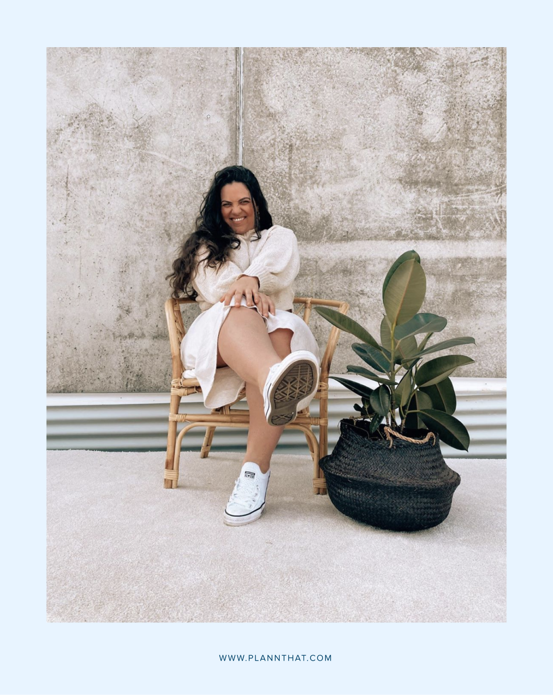 How coach and therapist Elle McBride uses Instagram to raise awareness around mental health