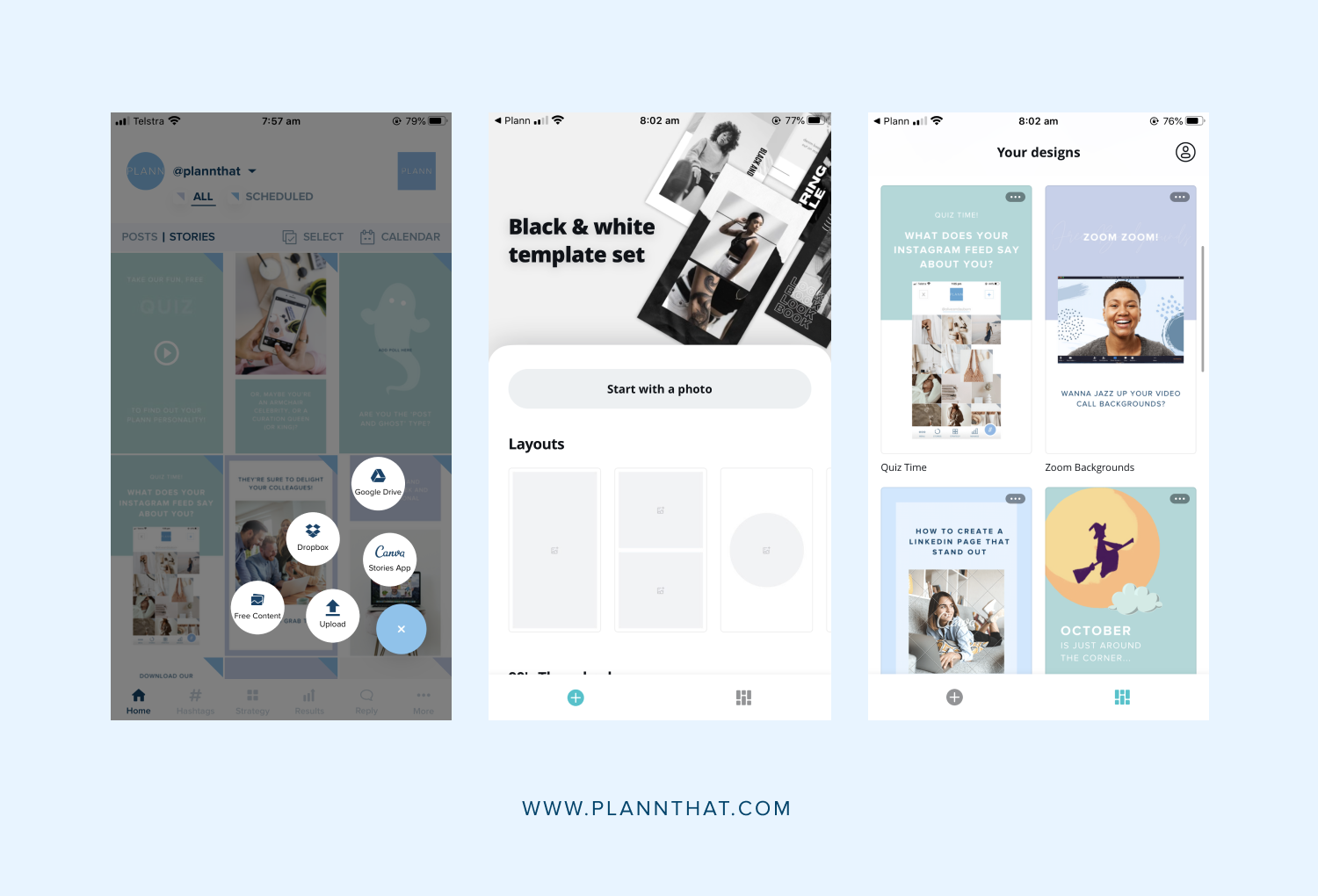 7 Game-Changing Things You Can Do With The NEW Plann Mobile App