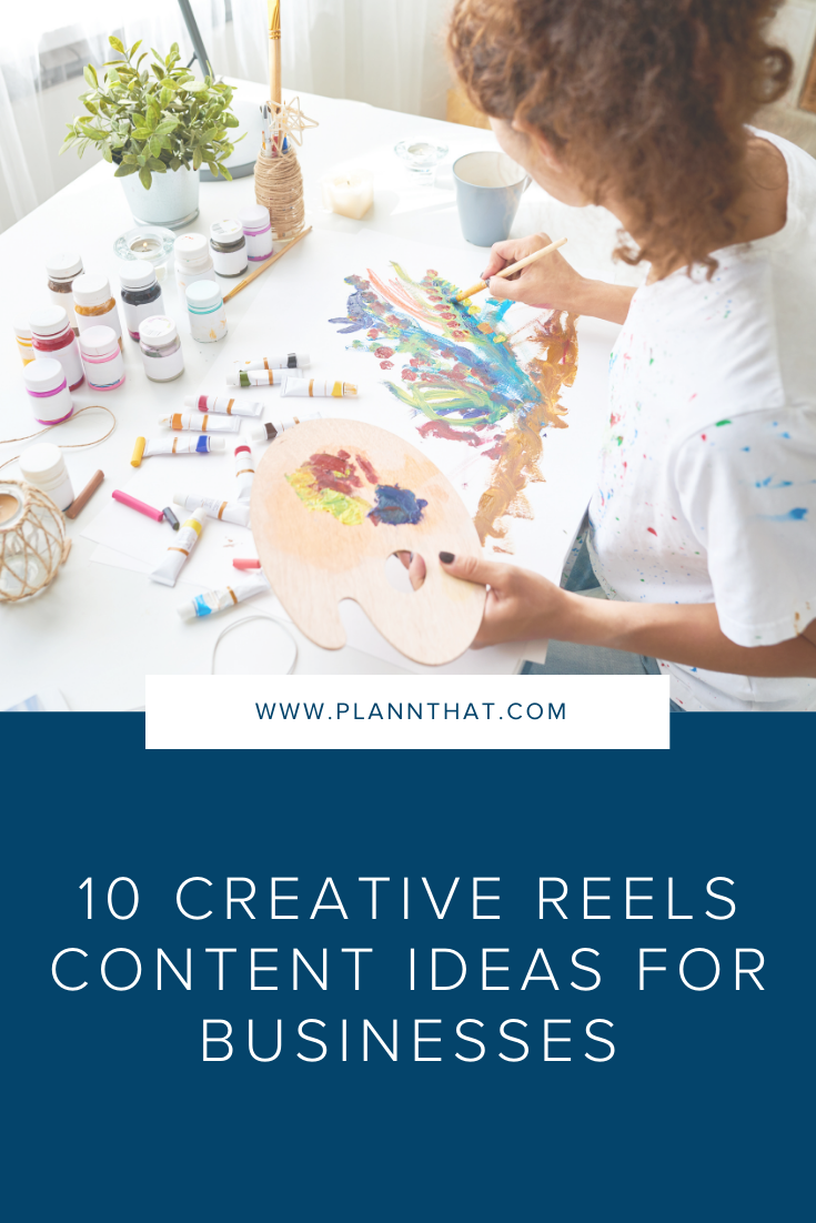 10 Unique Instagram Reels Ideas for Business (No Pointing Required)