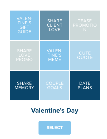 NEW! Valentine's Day Content Prompts To Help You Fall In Love With Your Socials Again