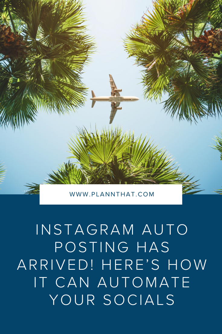 Instagram auto posting