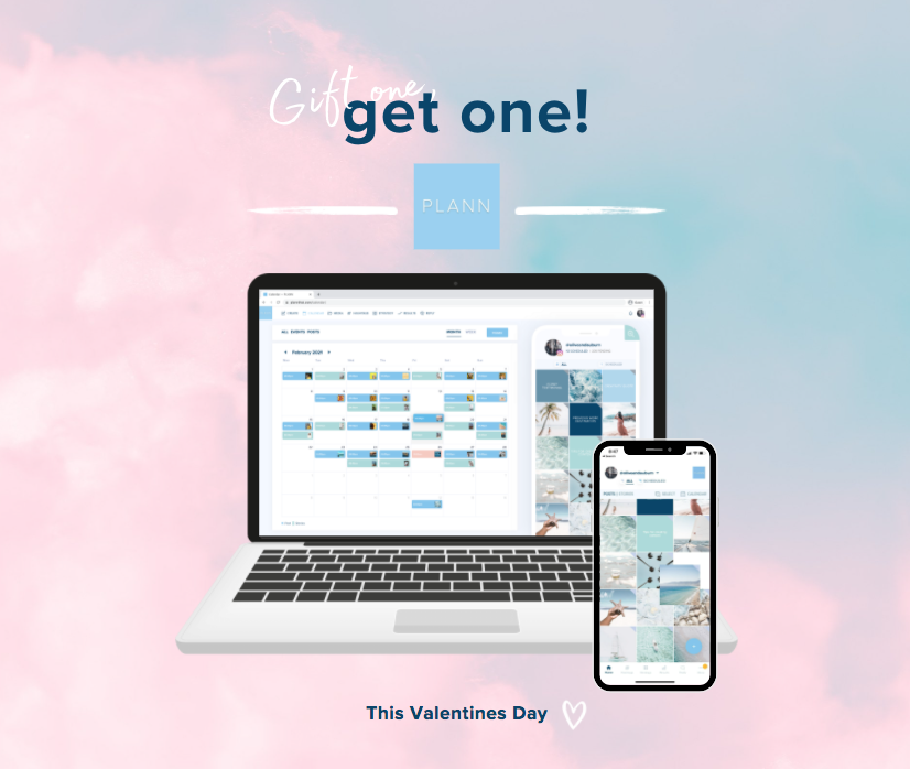 Treat Your Squad With Our 'Gift One, Get One' Valentine's Day Offer!