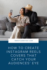 Create Instagram Reels covers