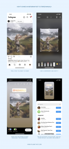 How to Share an Instagram Post to Stories Manually