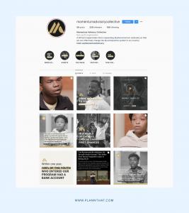 Momentum Avisory Instagram Feed