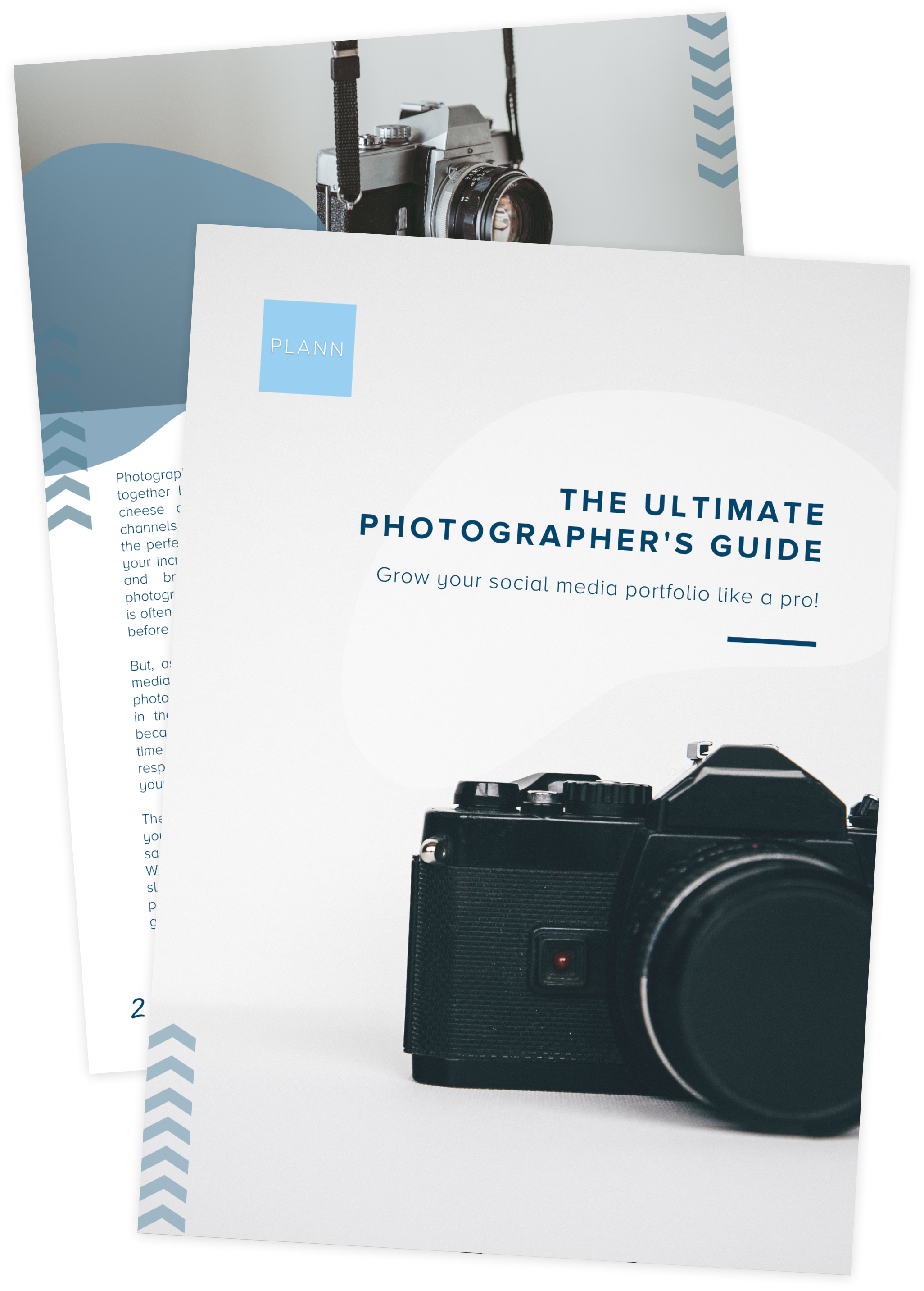 The Ultimate Photographer's Guide: Grow Your Social Media Portfolio Like A Pro
