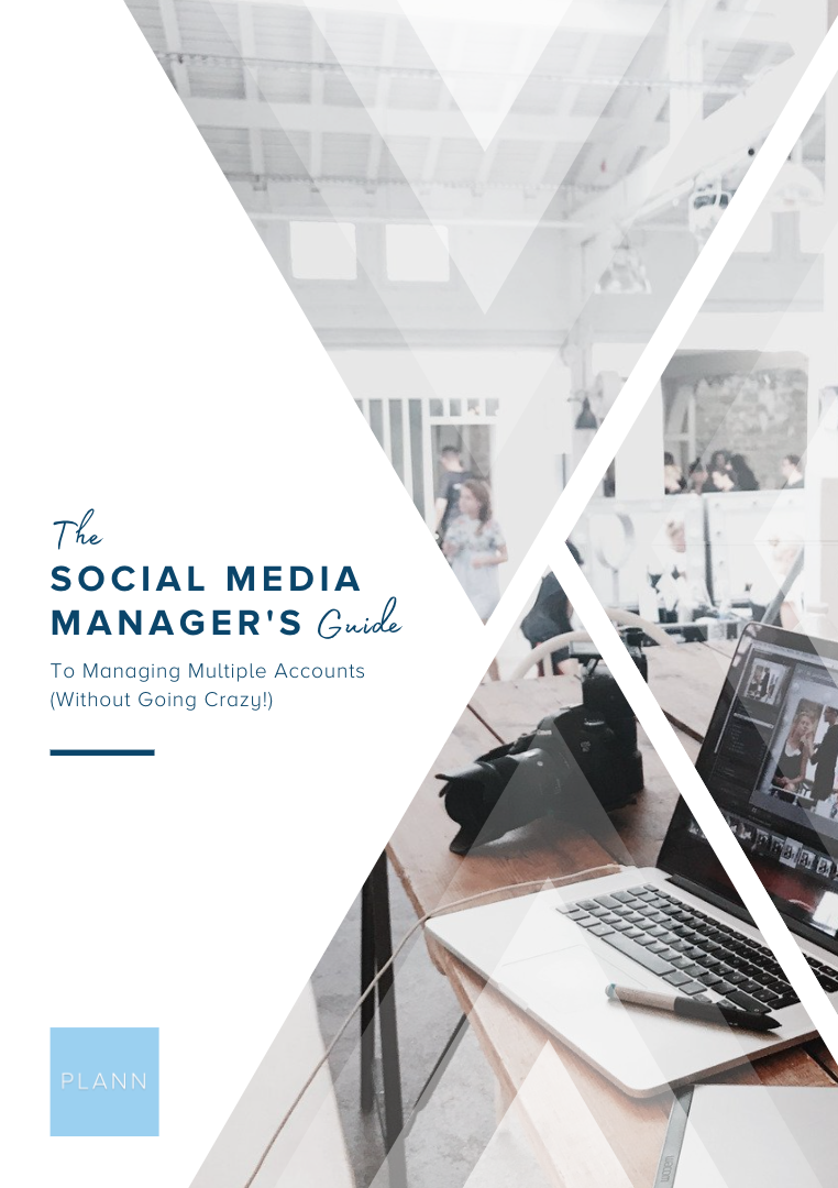 How To Manage Multiple Accounts As A Social Media Manager — And Stay Sane!