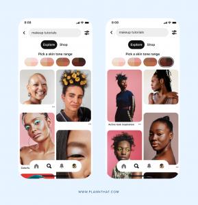 inclusion on social media