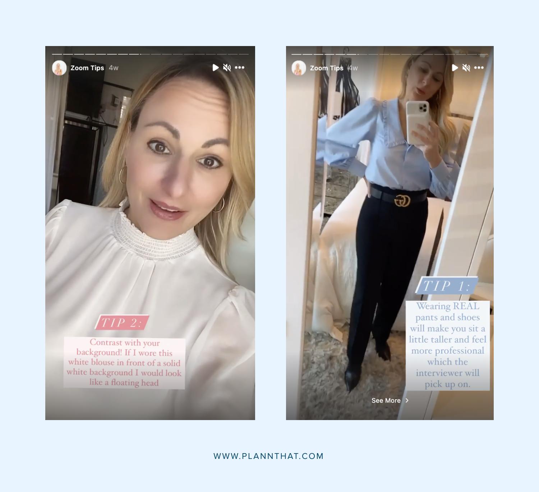inspirational stories on instagram