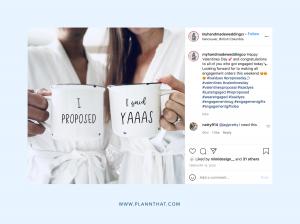 Coffee Mug Announcement