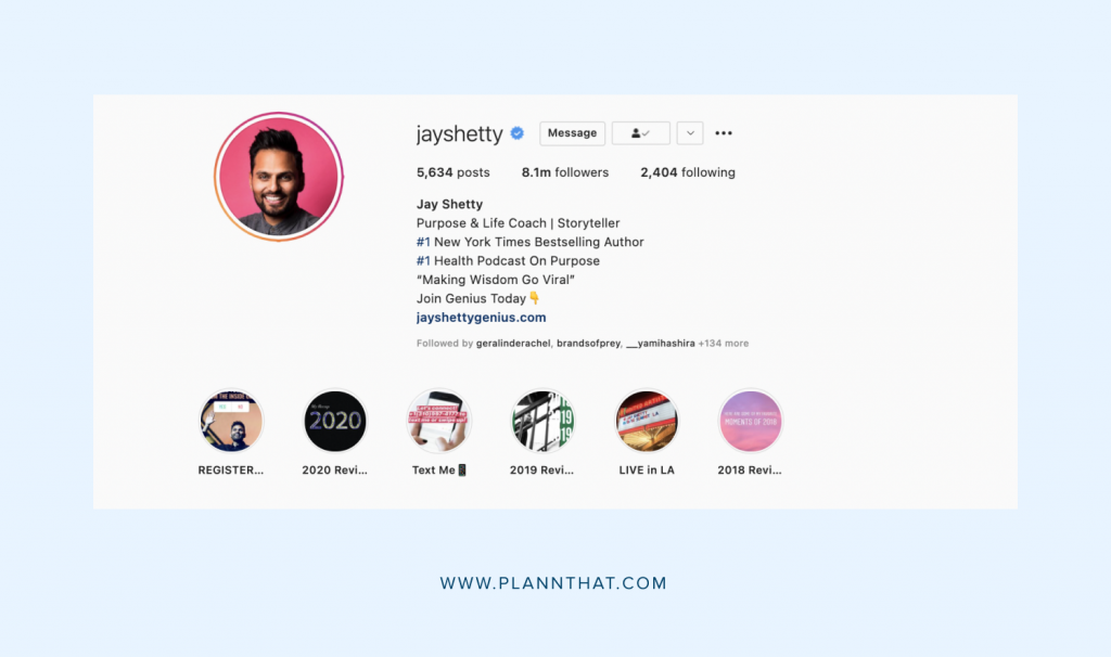 How to Edit Your Instagram Bio With Spaces