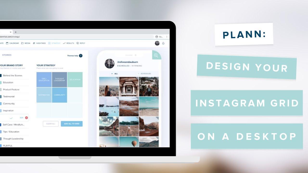 Plann Desktop