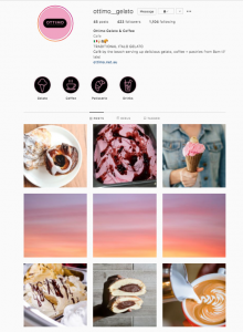 ottimo gelato food instagram