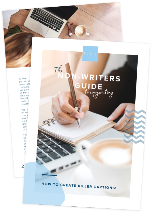 FREE Copywriting Guide: How To Write Epic Captions, Even If You're Not A Writer