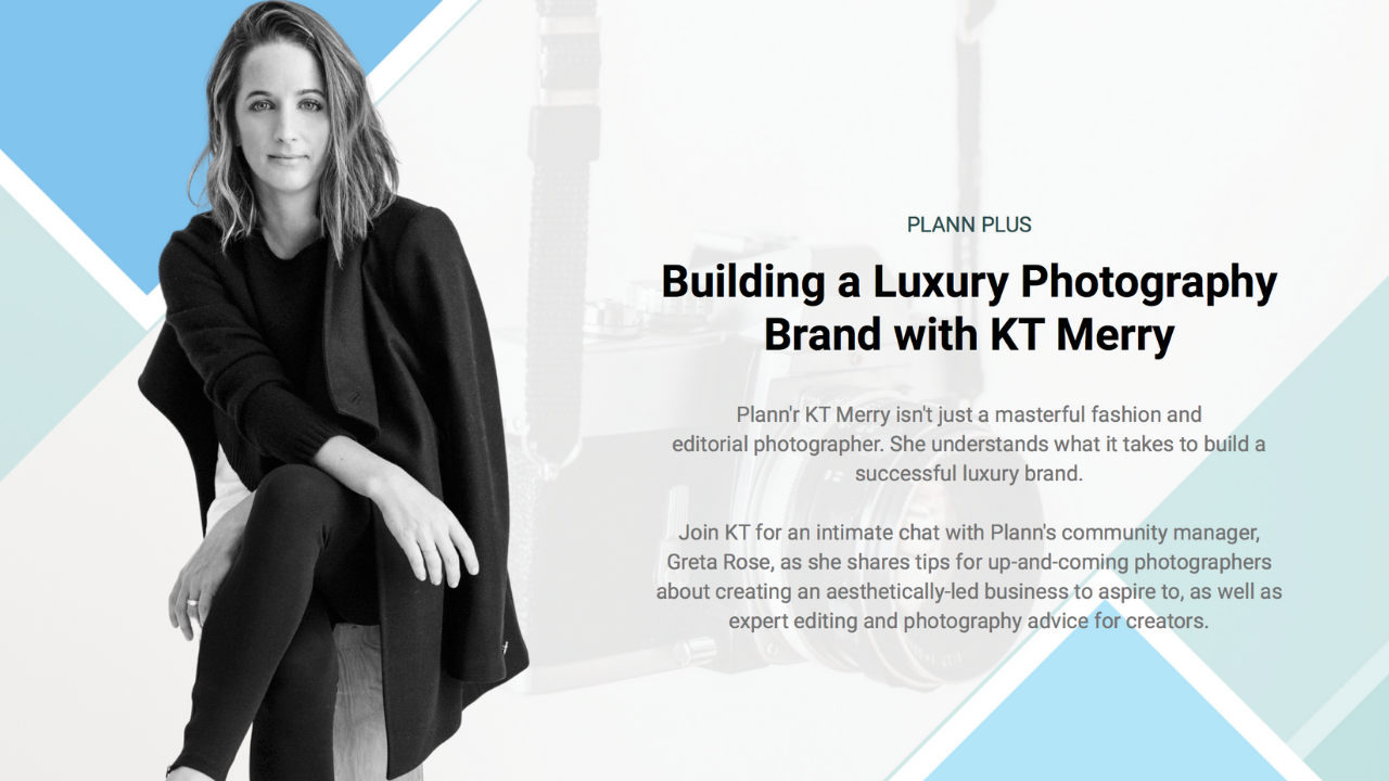 Building a Luxury Photography Brand with KT Merry