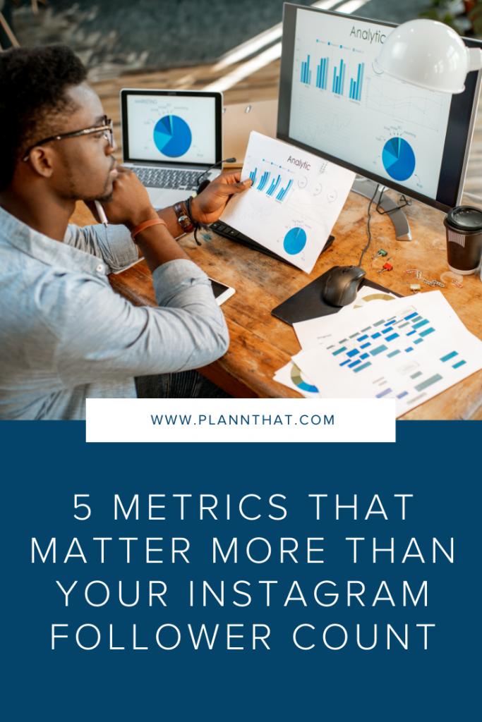 Metrics that Matter Pin 1