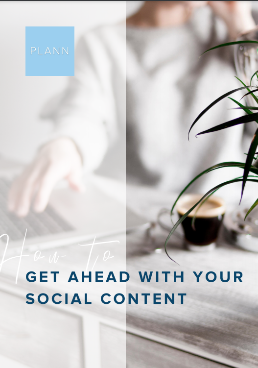 get ahead with content