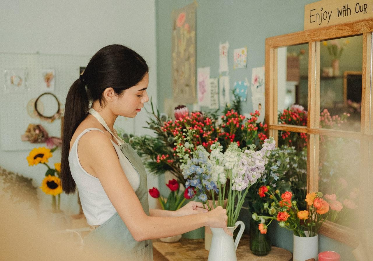 5 fabulous florists who use Plann