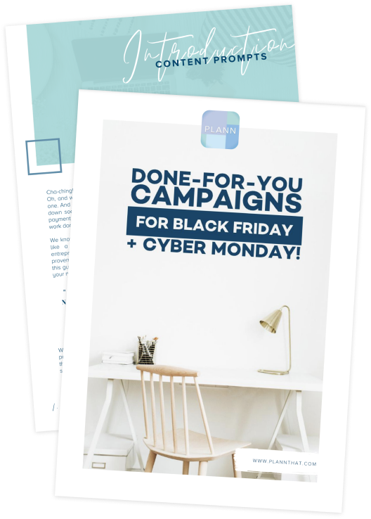 10 tried-and-tested social strategies to smash your Black Friday sales